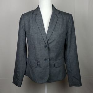 New York & Company Gray Blazer